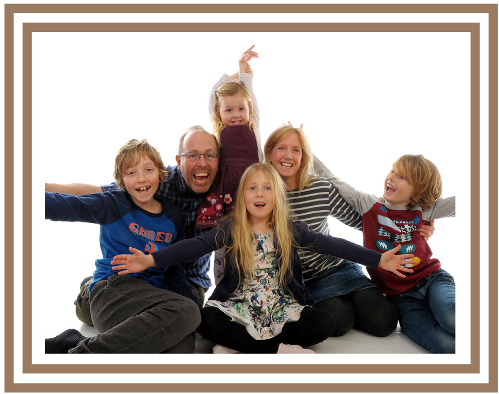 Family Photographs at Crowthorne Photography